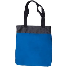 Personalized Budget Polyester Tote Bag