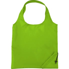 Advertising Bungalow Foldaway Shopper Tote