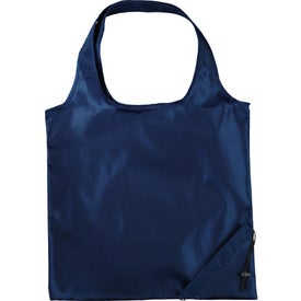 Bungalow Foldaway Shopper Tote Printed with Your Logo