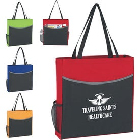 Personalized Business Tote Bag