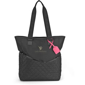 By My Side Travel Tote Bag for Your Company