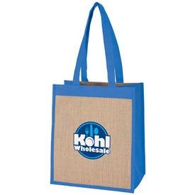 Advertising Cabana Combination Tote Bag