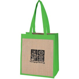 Branded Cabana Combination Tote Bag