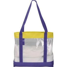 Branded Canal Tote Bag