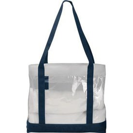 Advertising Canal Tote Bag