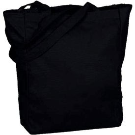 Branded Canvas Grocery Tote