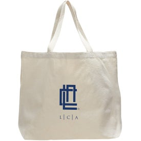 Company Canvas Jumbo Tote Bag