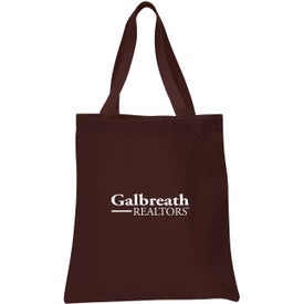 Advertising Canvas Tote Bag