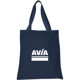 Canvas Tote Bag Printed with Your Logo