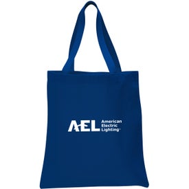 Canvas Promotional Tote Bag with Your Logo