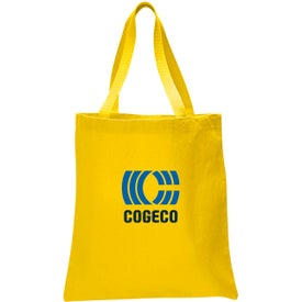 Branded Canvas Promotional Tote Bag