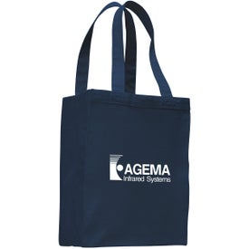 Canvas Shopping Tote Bag for Your Company