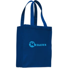 Canvas Shopping Tote Bag for Your Organization