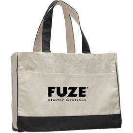 Custom Canvas Standard Tote Bag