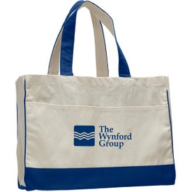 Canvas Standard Tote Bag for Your Company