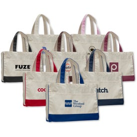 Company Canvas Standard Tote Bag