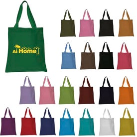 Canvas Tote Bag (Colors)