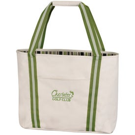 Customized Cape Cod Reversible Tote Bag