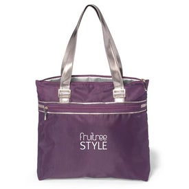 Branded Capri Fashion Tote