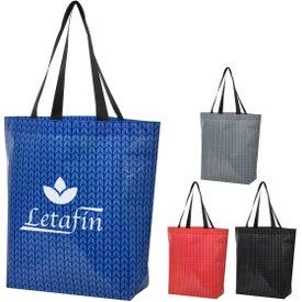 Caprice Laminated Non-Woven Tote Bag