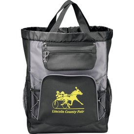 Capture Backpack Tote for Your Church
