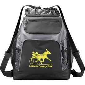 Custom Capture Backpack Tote