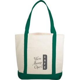 Branded The Casablanca Boat Tote Bag