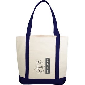 The Casablanca Boat Tote Bag for your School