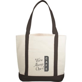 The Casablanca Boat Tote Bag for Customization
