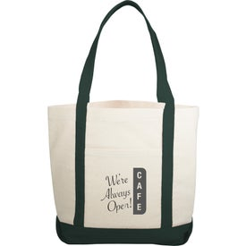 The Casablanca Boat Tote Bag Branded with Your Logo