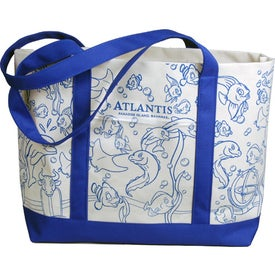 Catalina Tote for Marketing