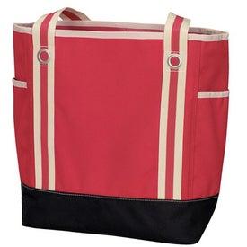 Catamaran Zip Tote Bag for Marketing