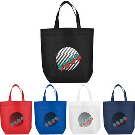Challenger Non-Woven Shopper Tote Bag
