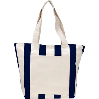 4338053cd212bd CLICK HERE to Order Chandler 12 Oz. Cotton Canvas Zippered Tote Bags ...