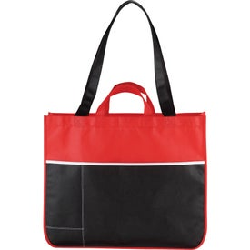 The Change Up Meeting Tote Bag Branded with Your Logo