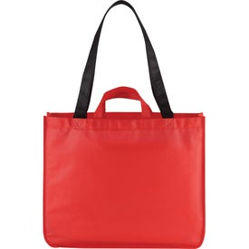 Advertising The Change Up Meeting Tote Bag