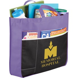 The Change Up Meeting Tote Bag for Promotion