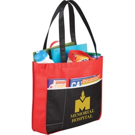 The Change Up Meeting Tote Bag Giveaways
