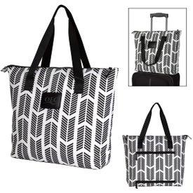 Chevron Chic Tote Bag