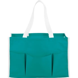 Chevron Multi Purpose Tote Bag for Your Company