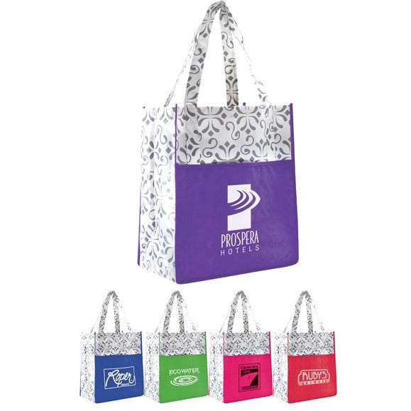 Chi Chi Shopper Tote Bag