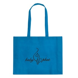 Promotional Cirque Textured Tote Bag