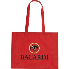 Cirque Textured Tote Bag for Advertising