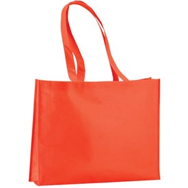 Personalized Cirque Textured Tote Bag