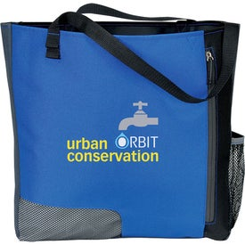City Tote Branded with Your Logo