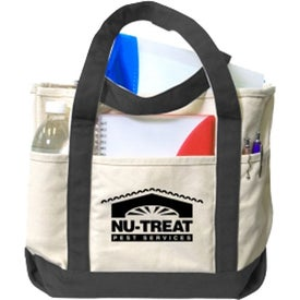 Personalized Classic Boat Tote Bag