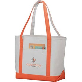 Premium Heavy Weight Cotton Boat Tote for Your Company