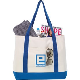 Classic Polyester Tote Bag