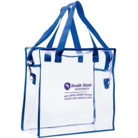 Clear Stadium Bag for Promotion