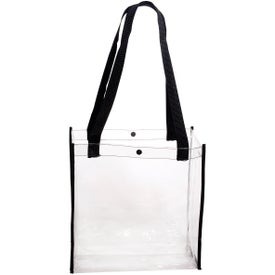 Clear Stadium Tote Bag for Your Church
